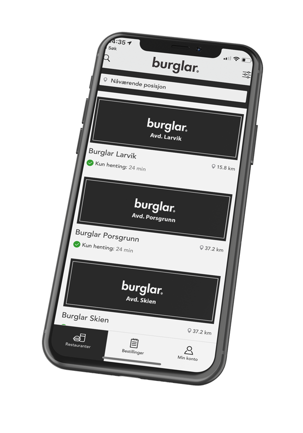 Takeaway System app